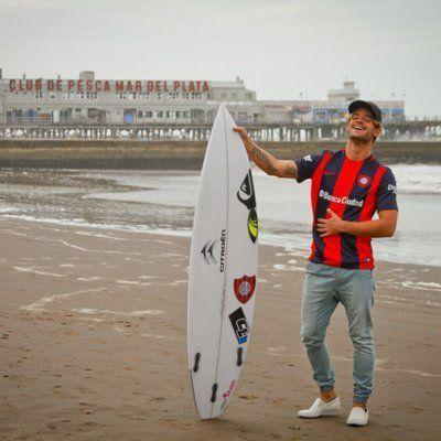 campeón surf