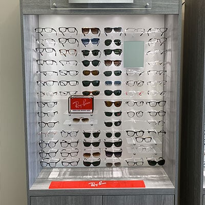 True Eye Experts' Designer Eyewear