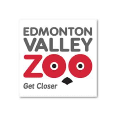 EVZ Red Panda Logo Magnet (Red)