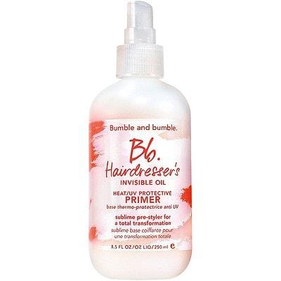 Bb.Hairdresser's Invisible Oil Heat/UV Protective Primer - Ulta June birthday Gift 2021