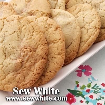 golden banana cookies