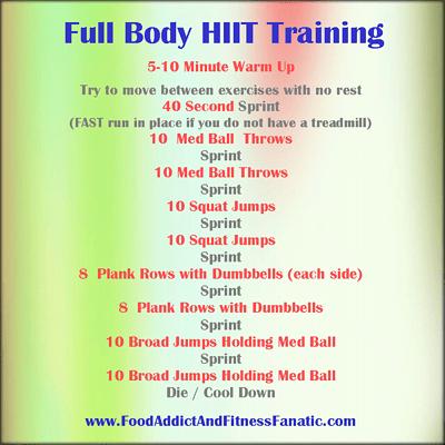 home-HIIT-training