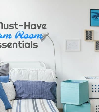 15 Must-Have Dorm Room Essentials For College Students
