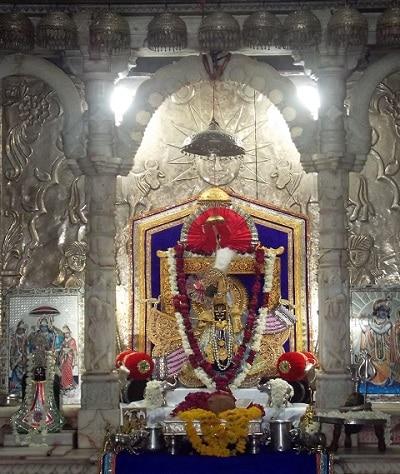Charbhuja nath temple of Kotri