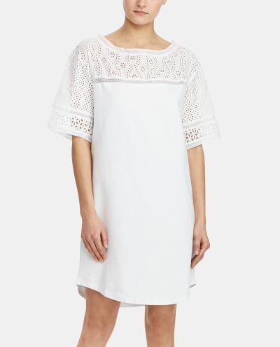 los-vestidos-de-comunion-para-madres-vestido-blanco-con-dibujos-calados-ralph-laurent-2018-elcorteingles