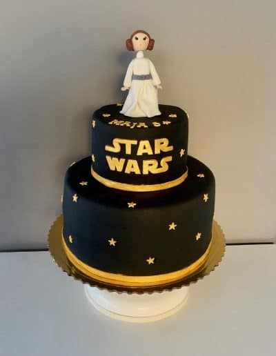 tort star wars princess leia