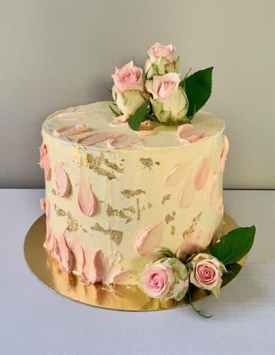 tort maslany i roze