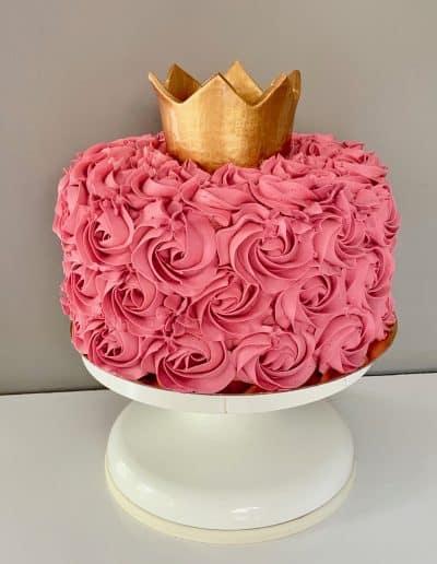 tort roze maslane