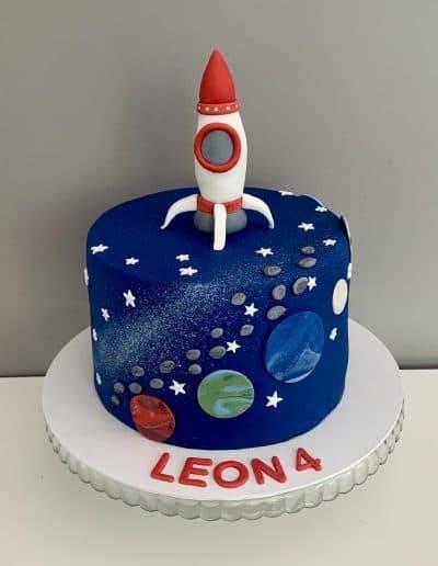 tort rakieta kosmos