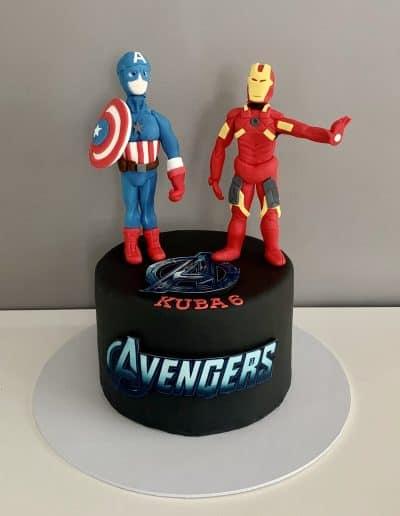 tort avengers ironman kapitan america