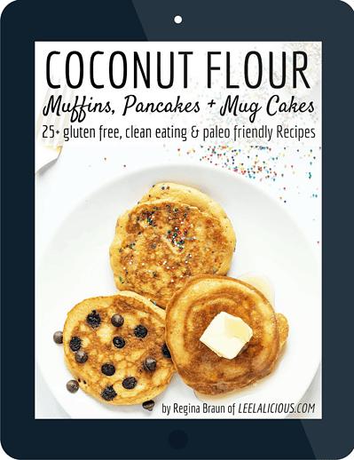 Coconut Flour eBook