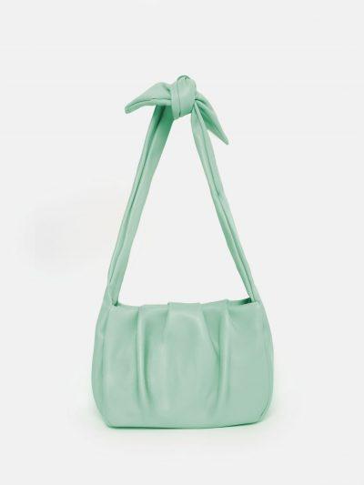 bolso tender knot verde menta