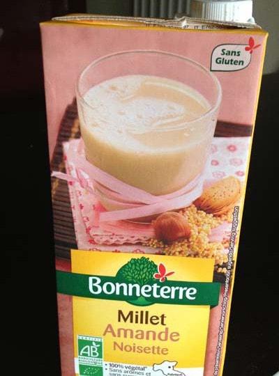 Bonneterre propose un lait sans gluten et très gourmand