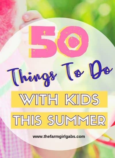 Are you ready for some summer fun with the family. Grab your kids and print out this free Summer Bucket List and start exploring this summer. #summer #summerfun #summeractivities