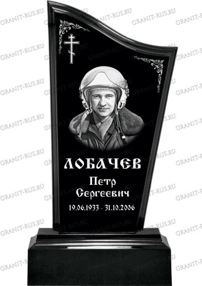 Памятник из литьевого мрамора СТ 024