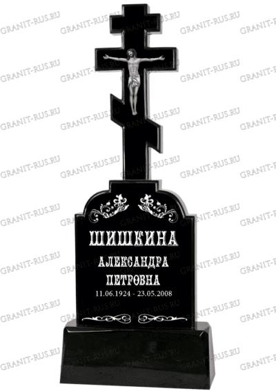 Памятник из литьевого мрамора СТ 029