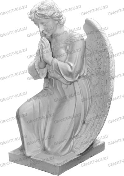 Скульптура скорбящая СК-л № 017