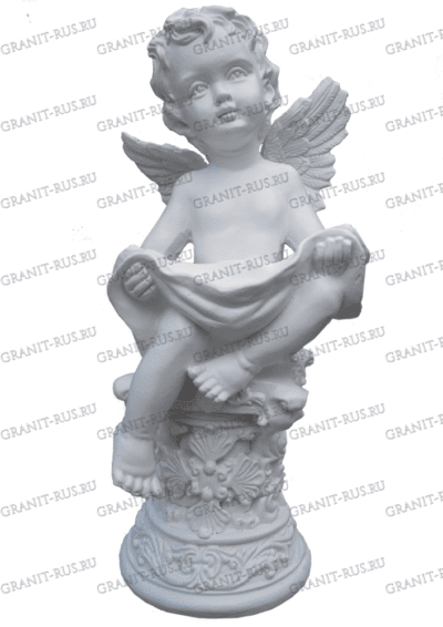 Ангел на тумбе СК 053