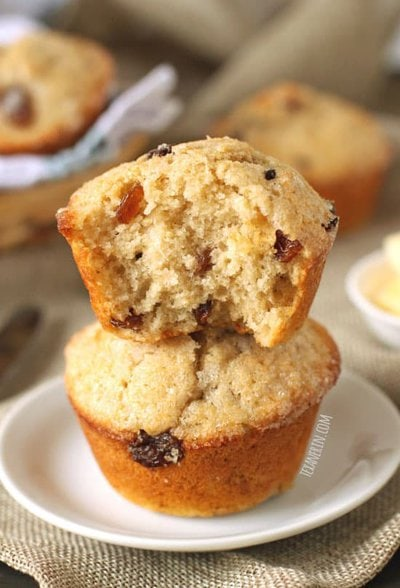 Soda Bread Muffins