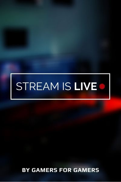 stream is live
