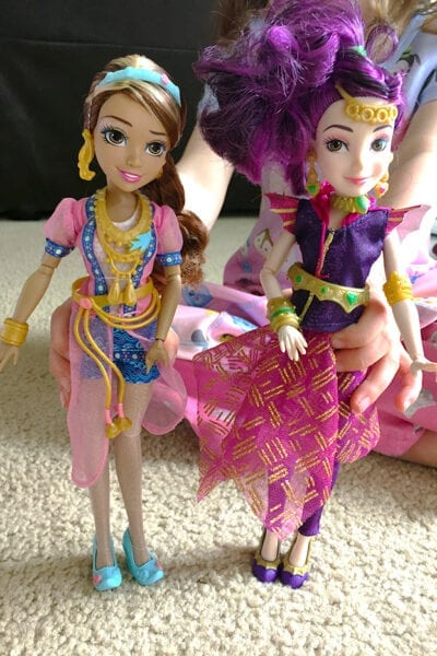 Disney Descendants Genie Chic Dolls