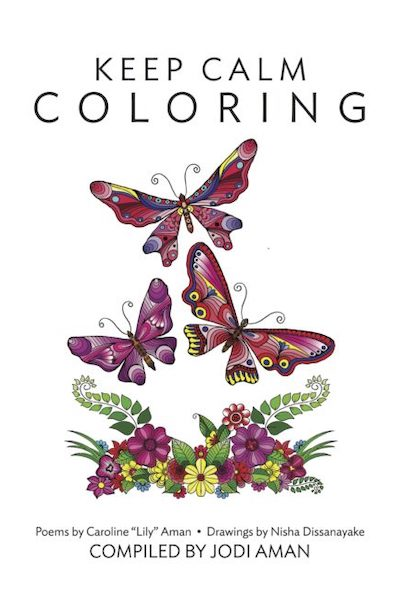 Keep Calm Coloring Book