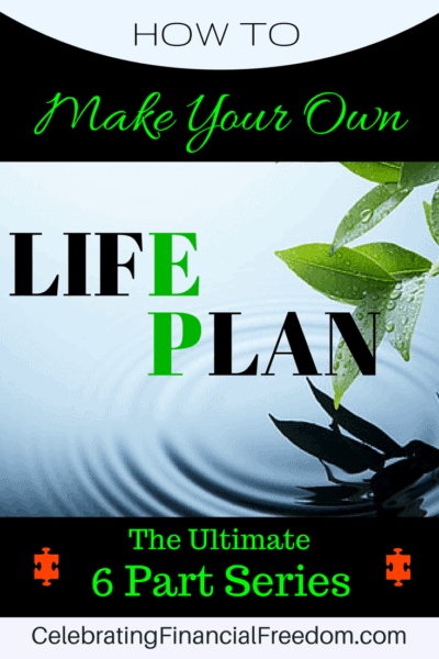 How to Make Your Own Life Plan