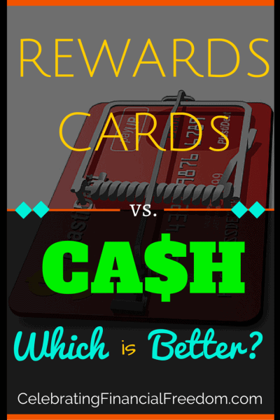 Rewards Cards vs. Cash- Which is Better
