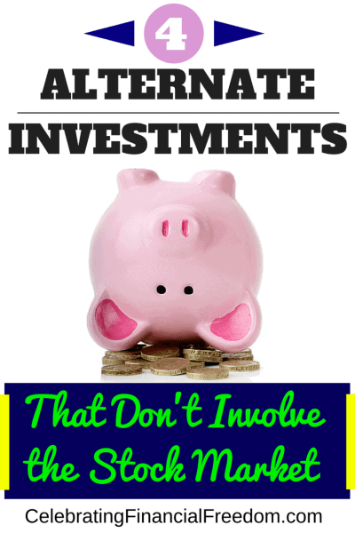 4 Alternate Investments That Don't Involve the Stock Market