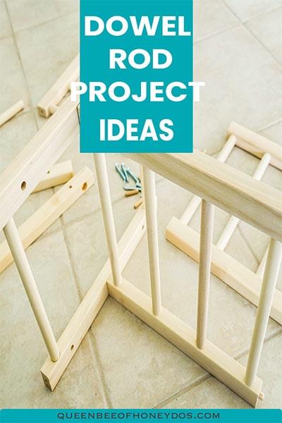 dowel rod project ideas - pin