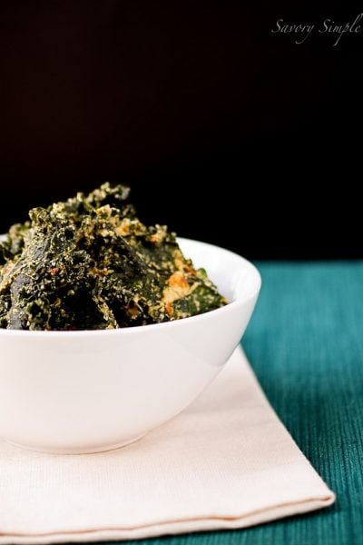 The Best Kale Chips ~ Savory Simple