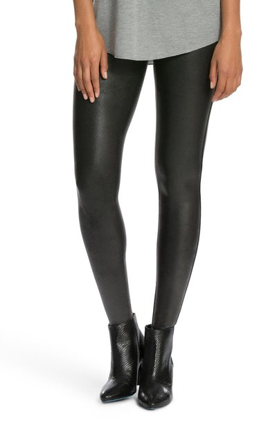 Are faux leather leggings still in style? Click through to see a detailed review of high-quality and budget-friendly leggings and where to get them for less this season.