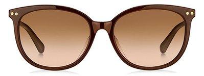 Kate Spade New York Alina Gradient Cat Eye Sunglasses | 40plusstyle.com