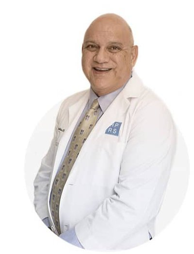 Dr. E. Fred Aguilar