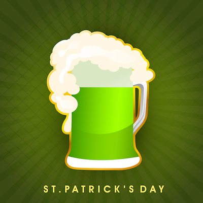 st patricks day drinks