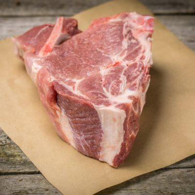 Rôti d'épaule de porc