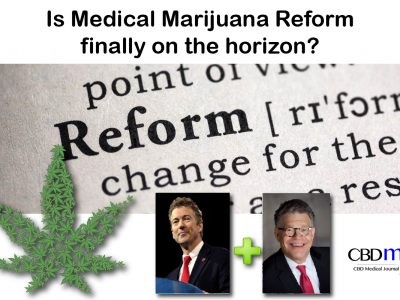 Breaking: Senators Rand Paul, Al Franken Introduce Major Marijuana Reform