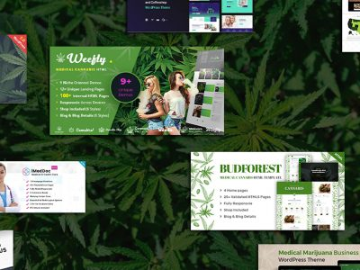 Free Cannabis Google Chrome Theme | Download Today!