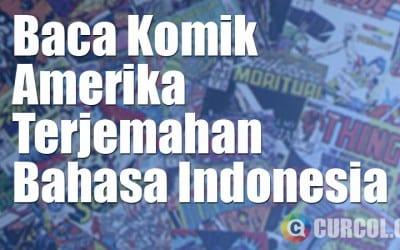 Baca Komik Amerika Bahasa Indonesia