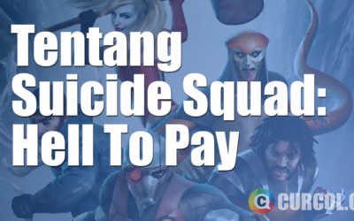 Tentang Film Suicide Squad: Hell To Pay