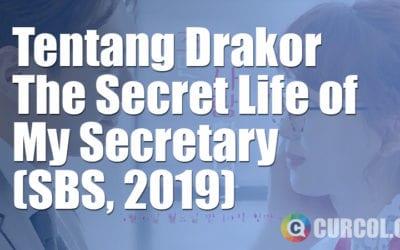 Tentang Drakor The Secret Life of My Secretary (SBS, 2019)
