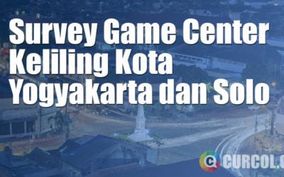 Survey Game Center Keliling Kota Solo dan Yogyakarta