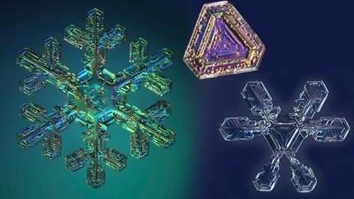 Image: snowflakes