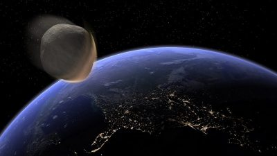 Image: Bill Nye explains our options if an Asteroid heading to earth