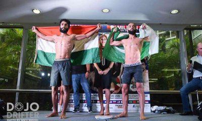 Uloomi Karim Shaheen MMA Fighter