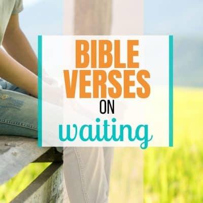verses on waiting