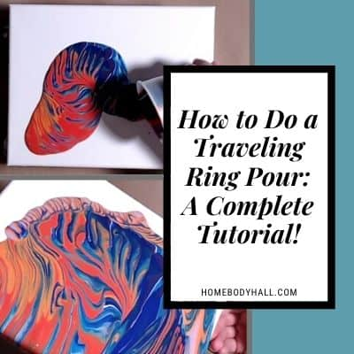 How to Do a Traveling Ring Pour A Complete Tutorial