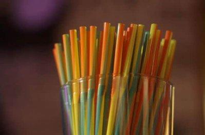 bundle of straws