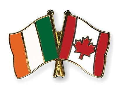Irish Around Canada