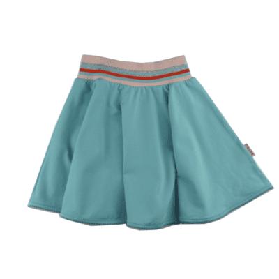 Baba Babywear Tellerrock light blue bei Kleidermarie